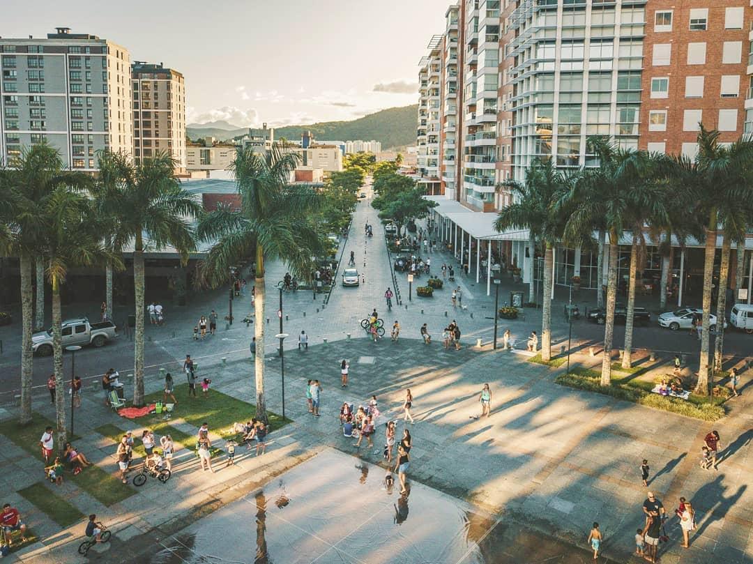 O impacto do placemaking em uma cidade para pessoas